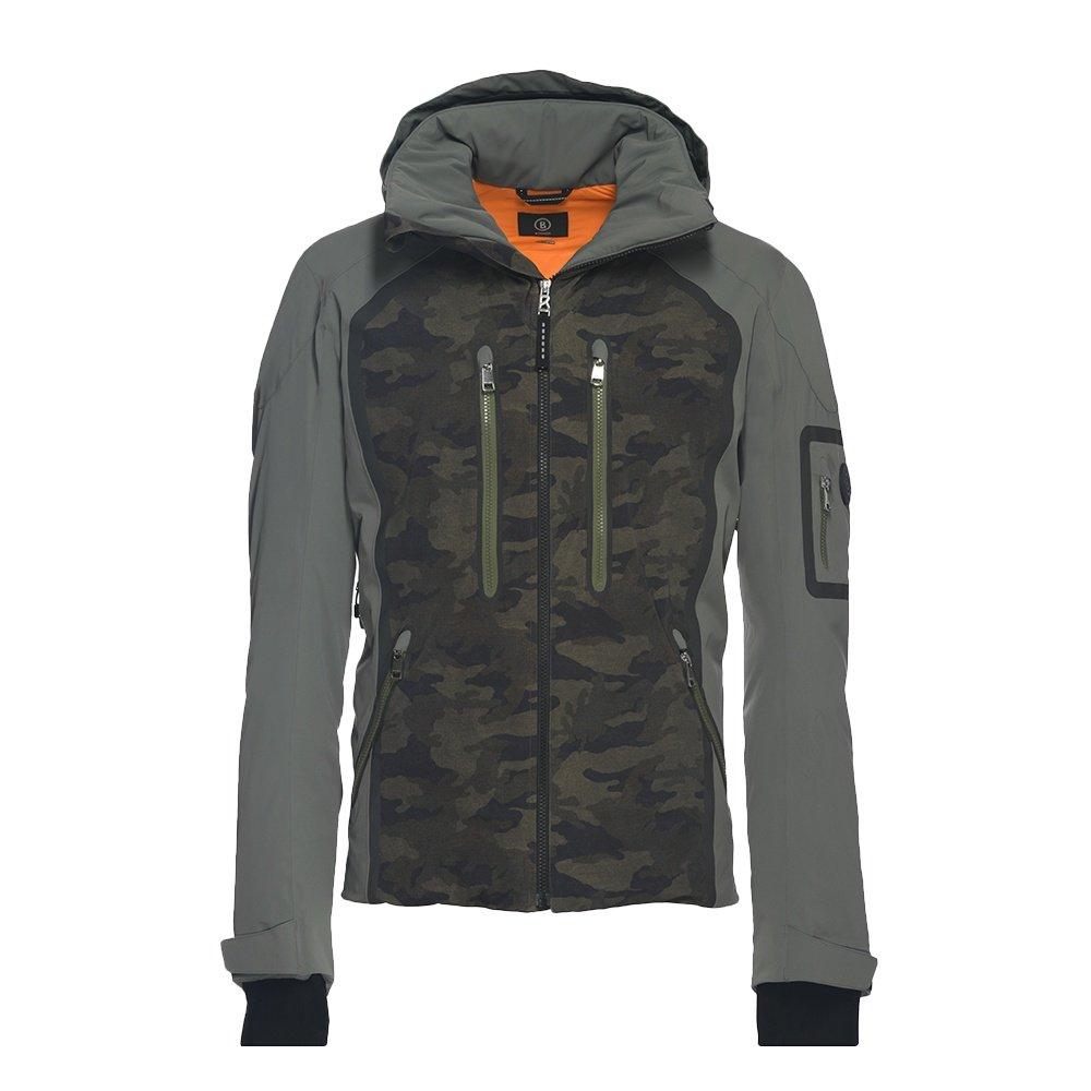 Bogner Keith-T Insulated Ski Jacket (Men's) - Dark Seegreen
