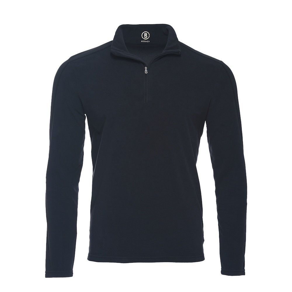 Bogner Harrison Turtleneck Mid-Layer (Men's) - Dark Blue