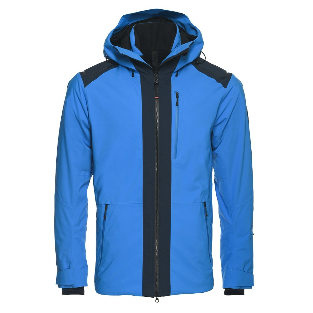 Bogner Fire + Ice Hank Insulated Ski Jacket (Men's) - Bright Blue