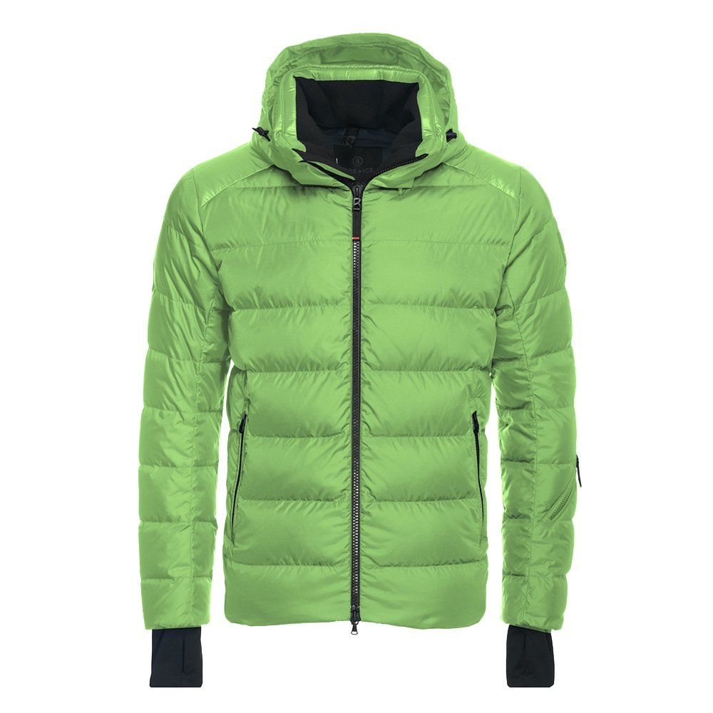 Bogner Fire + Ice Lasse-D Down Ski Jacket (Men's) - Apple