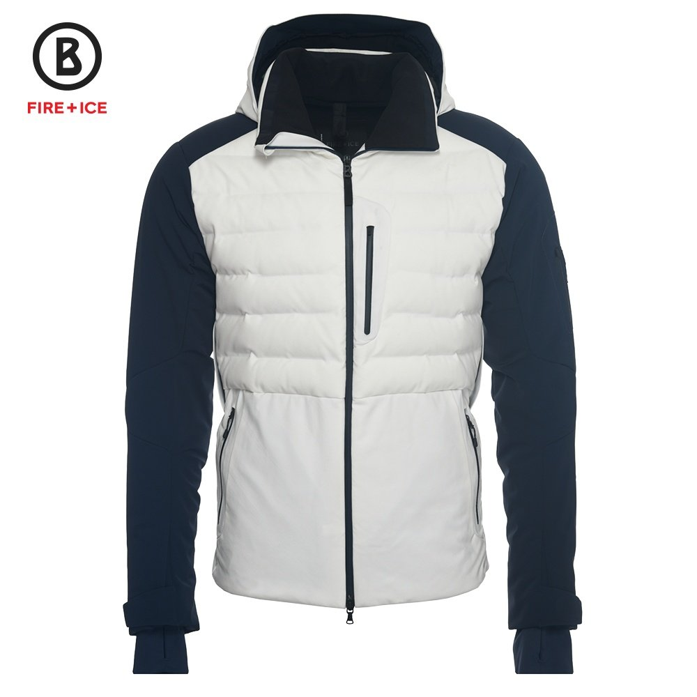 Bogner Fire + Ice Erik-D Down Ski Jacket (Men's) - Off White
