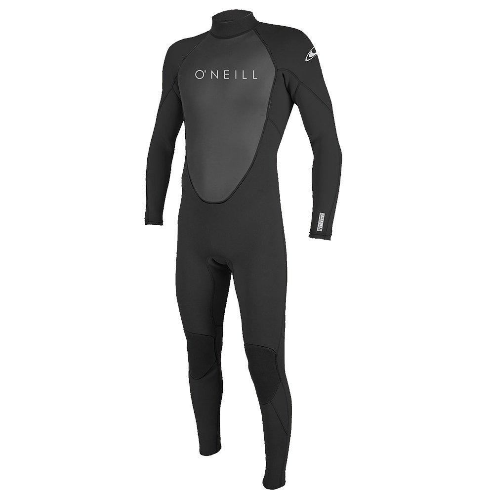 O'Neill Reactor II 3/2mm Full Wetsuit (Men's) - Black/Black