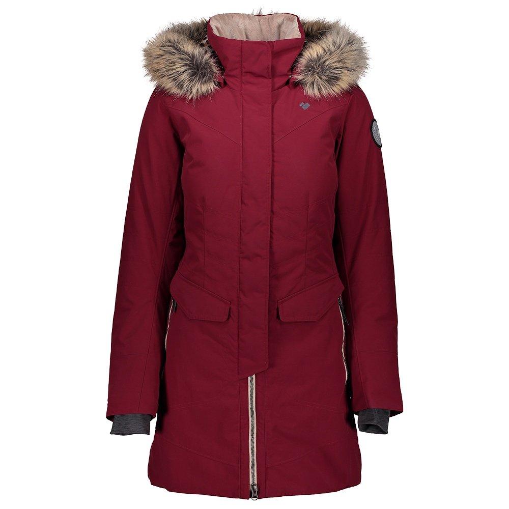 Obermeyer Sojourner Down Jacket (Women's) - Major Red