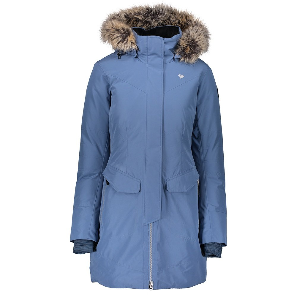 Obermeyer Sojourner Down Jacket (Women's) - Bluestone
