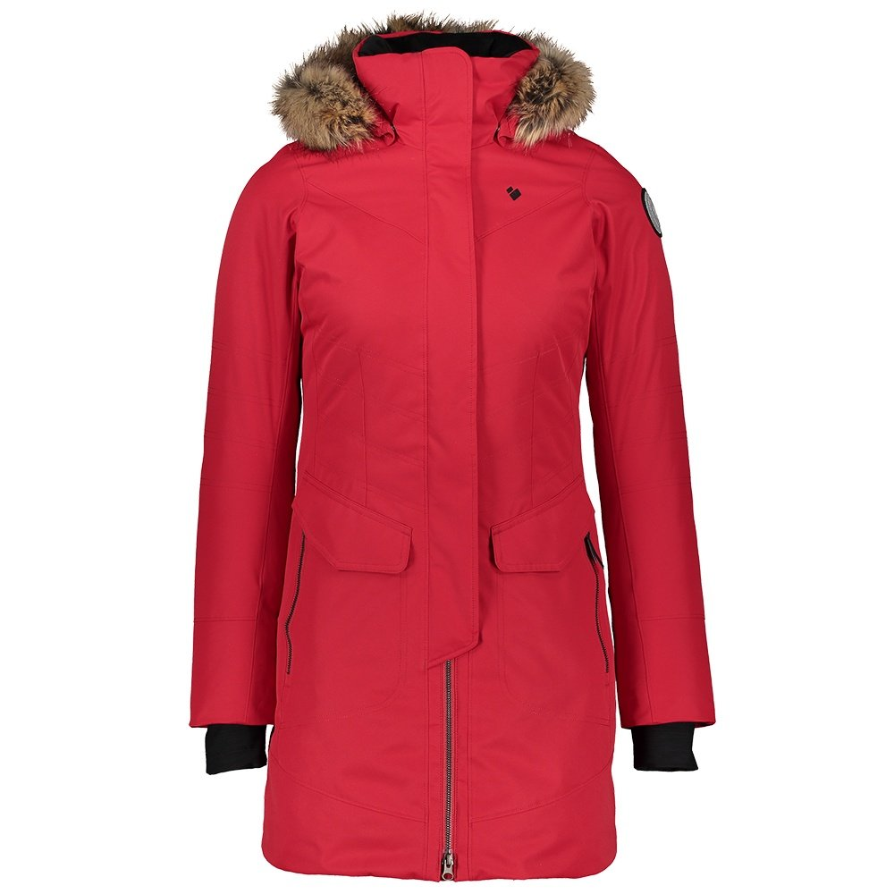 Obermeyer Sojourner Down Jacket (Women's) - Rival Red