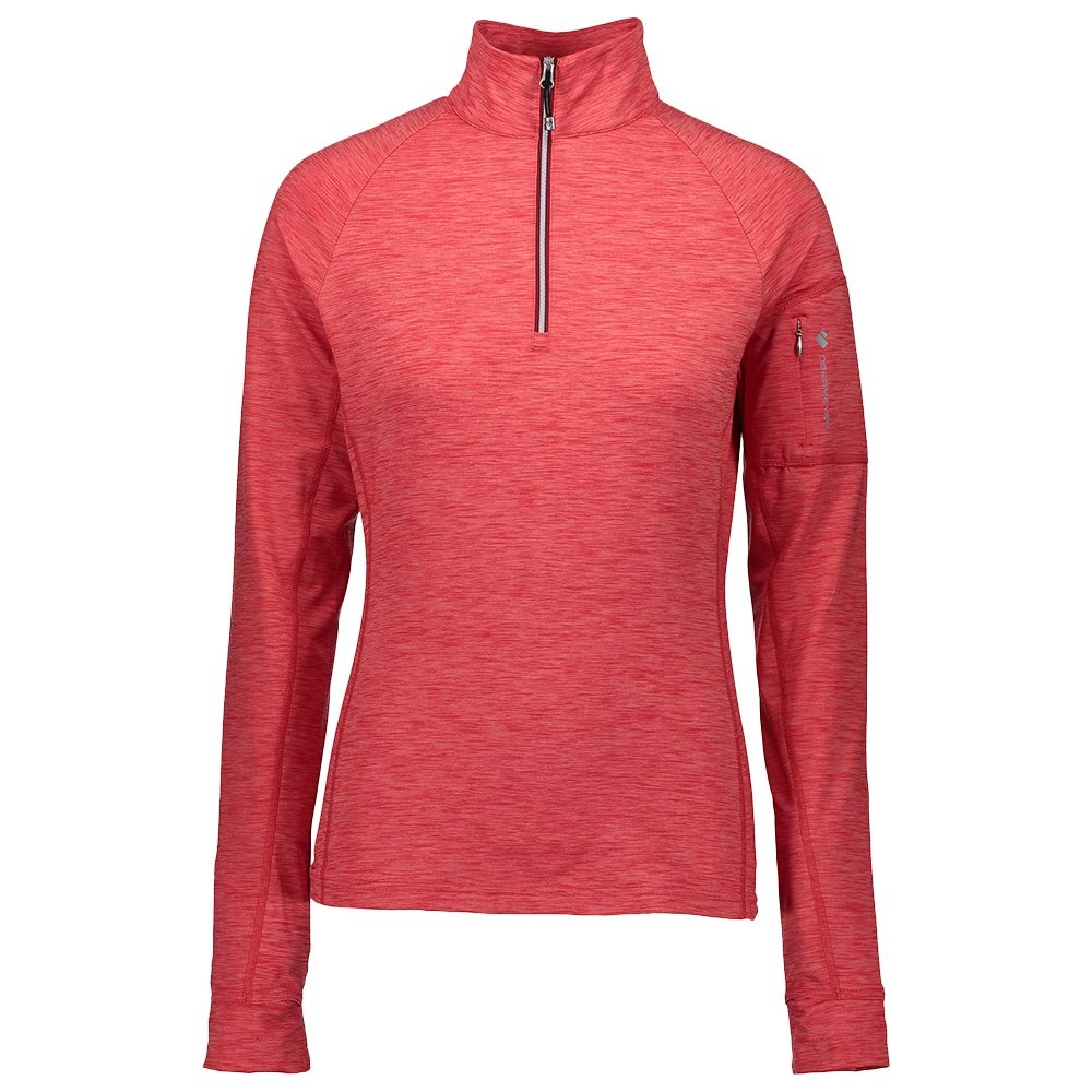 Obermeyer Discover 1/4-Zip Baselayer Top (Women's) - After Glow