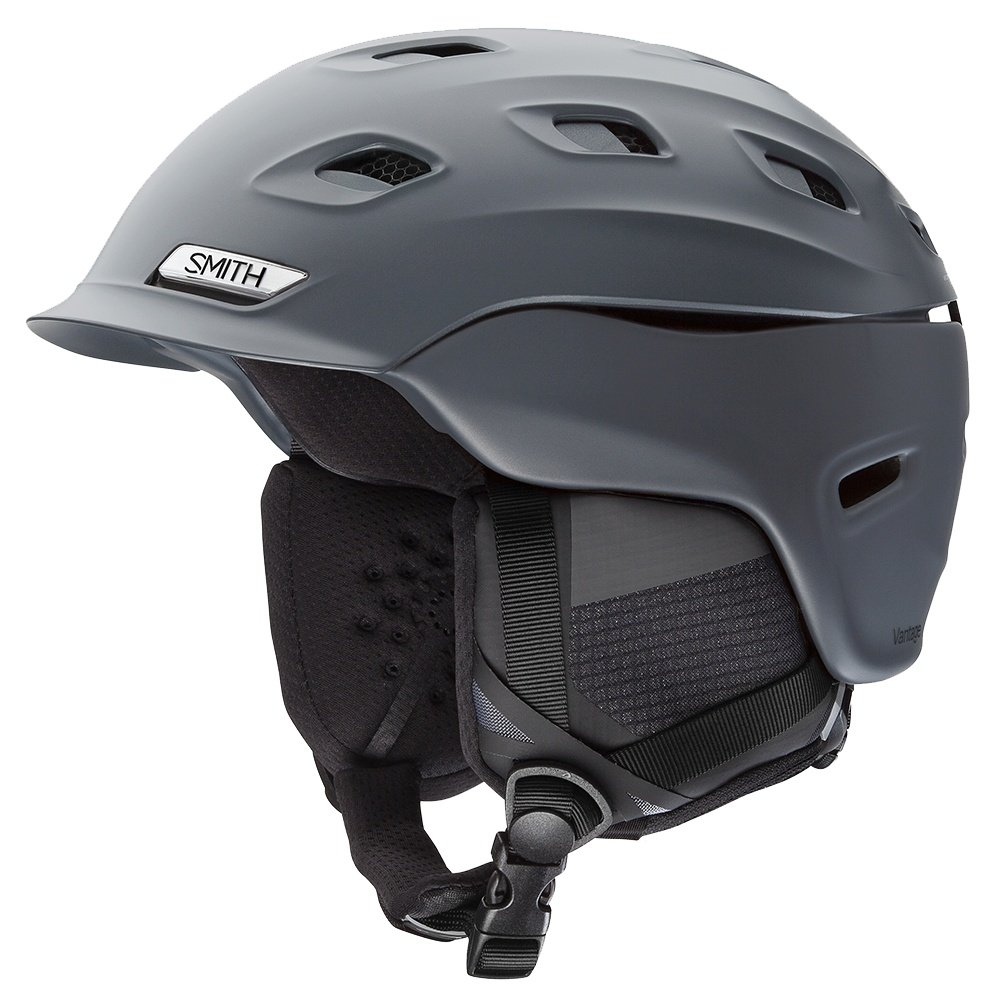 Smith Vantage Helmet (Men's) - Matte Charcoal