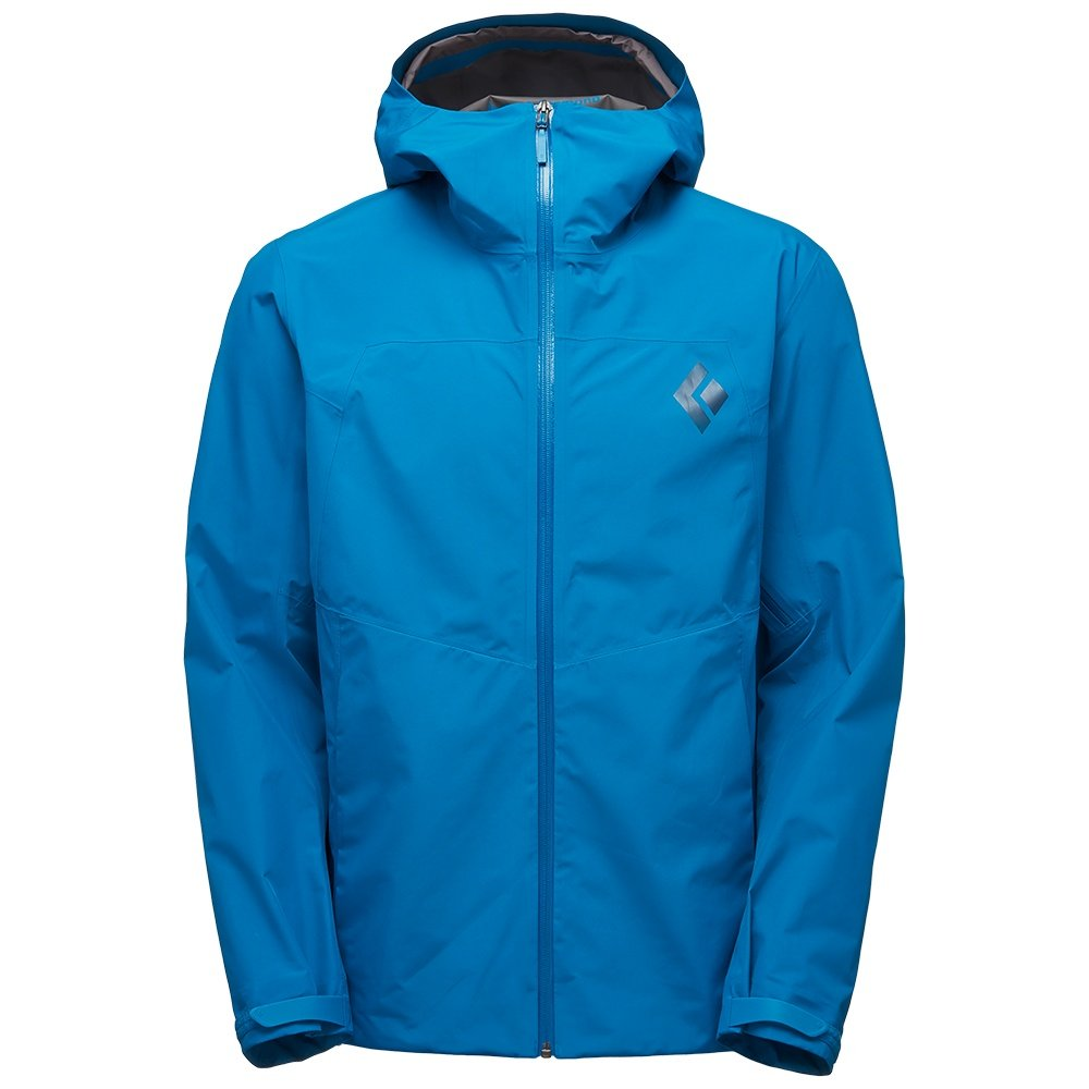 Black Diamond Liquid Point GORE-TEX Shell Jacket (Men's) - Kingfisher