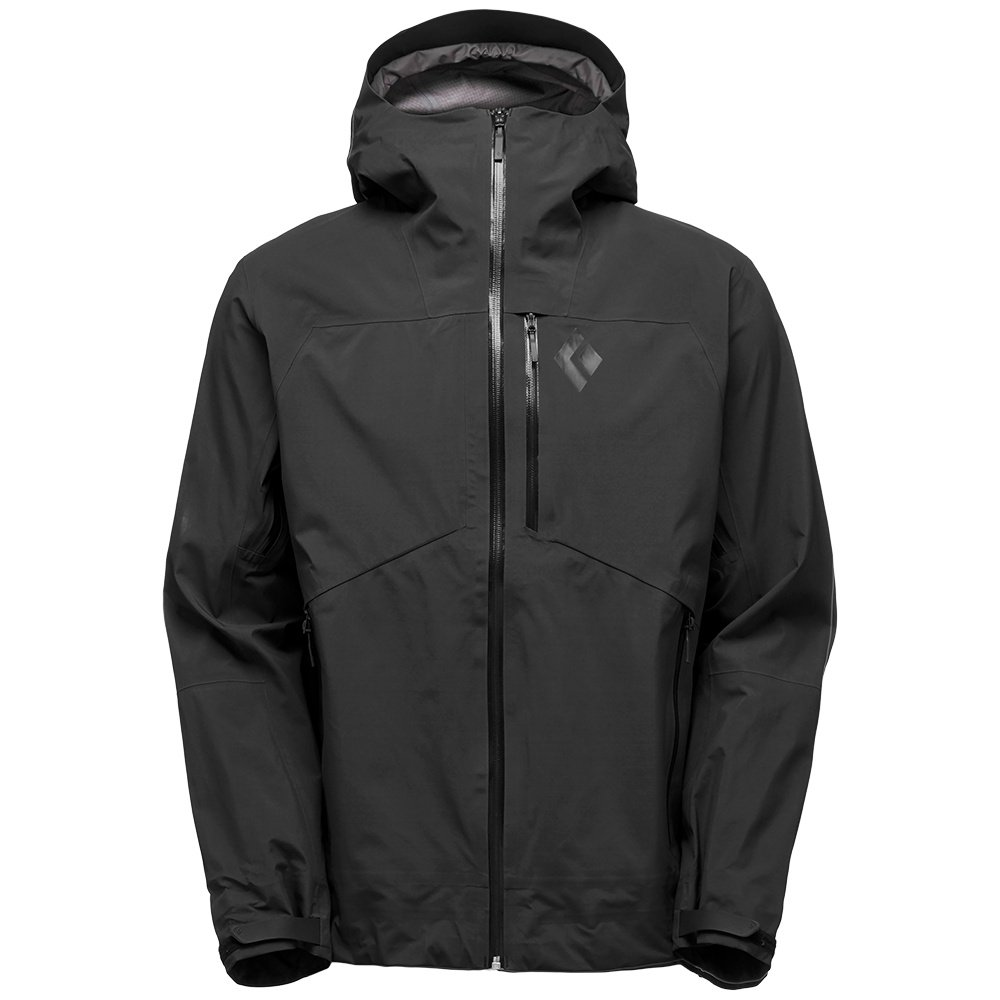 Black Diamond Sharp End GORE-TEX Shell Jacket (Men's) - Black