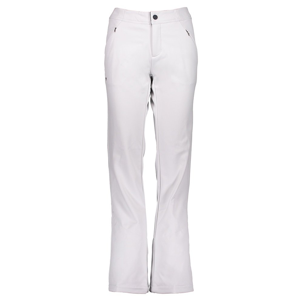 Obermeyer Hillary Stretch Shell Ski Pant (Women's) - White