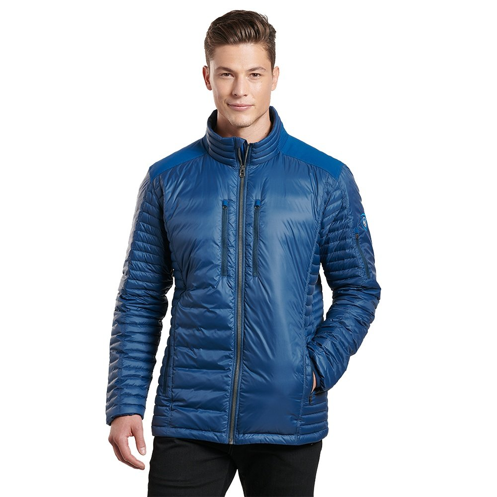 Kuhl Spyfire Insulated Ski Jacket (Men's) - River Blue