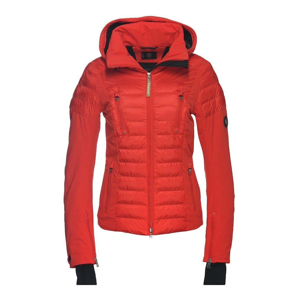 Bogner Suzie-T Insulated Ski Jacket (Women's) - Lava Red
