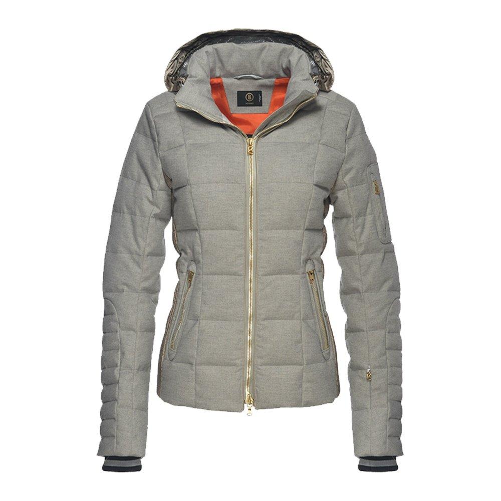 Bogner Uma-D Down Ski Jacket (Women's) - Grey Flannel