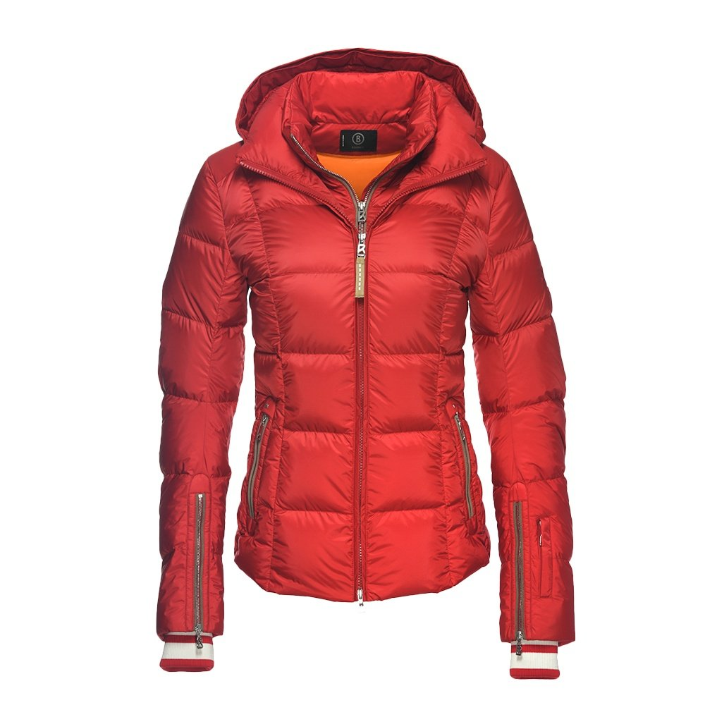 Bogner Vera-D Down Ski Jacket (Women's) - Crimson Red