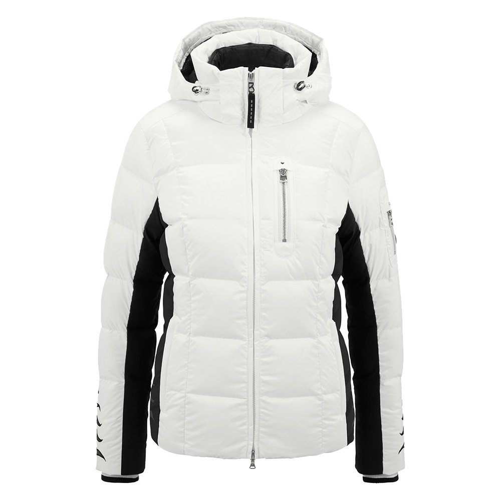 Bogner Wendy-D Down Ski Jacket (Women's) - Off White