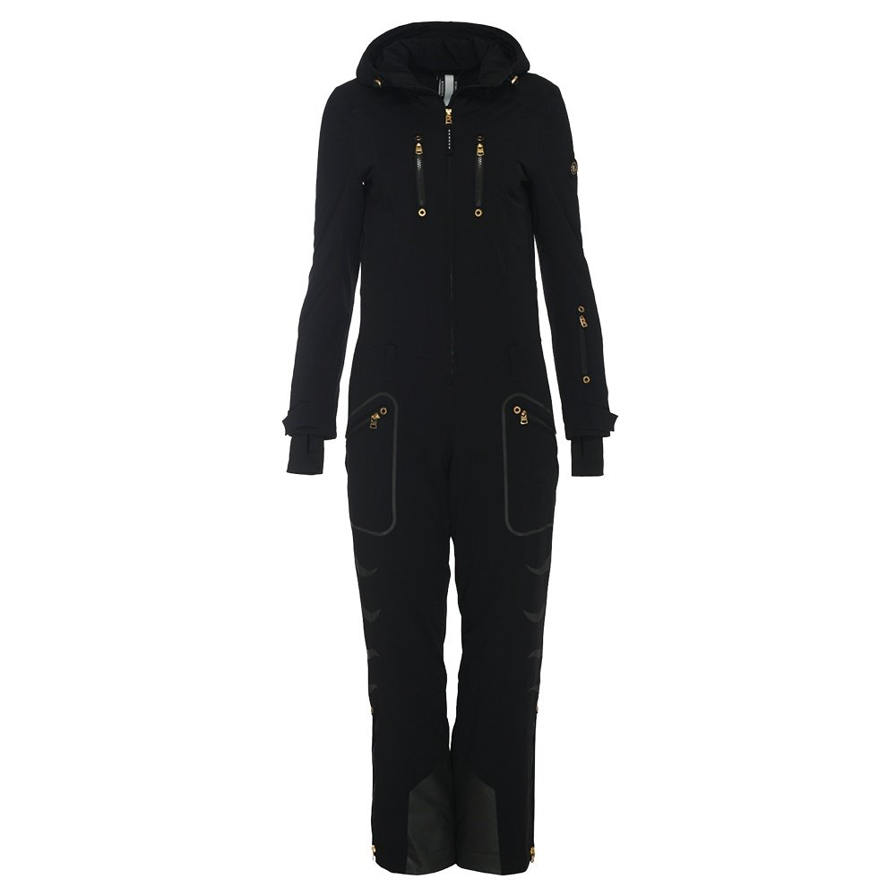 Bogner Maggy-T Insulated One Piece Ski Suit (Women's) - Black