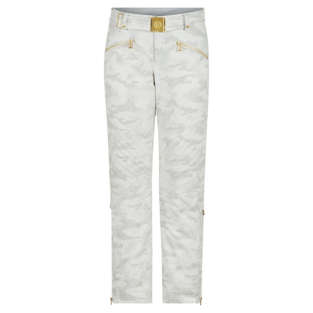 Bogner Franzi2 Insulated Ski Pant (Women's) - Off White Camo