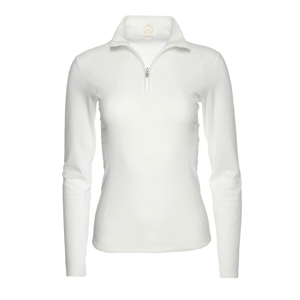 Bogner Madita 1/4-Zip Mid-Layer (Women's) - Off White