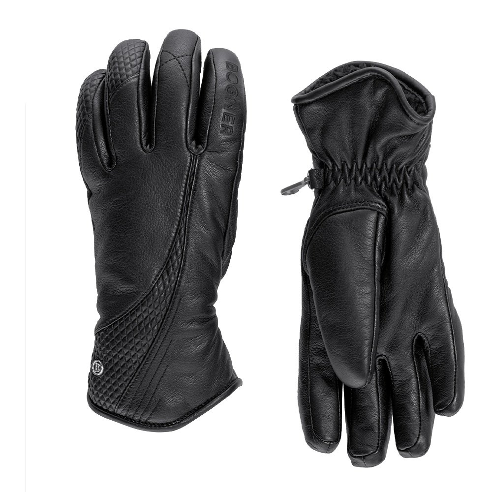 Bogner Meli Ski Glove (Women's) - Black