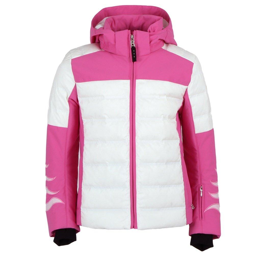 Bogner Demi-D Down Ski Jacket (Girls') - Pink