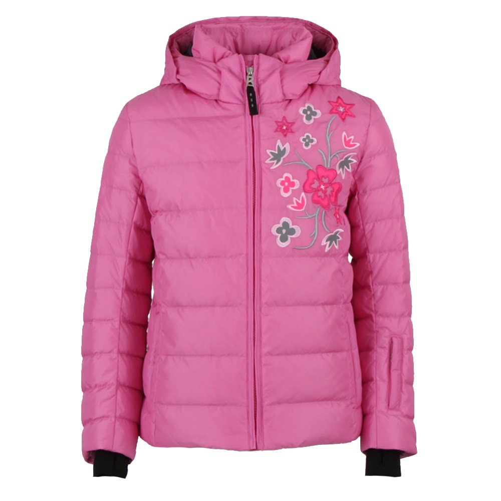 Bogner Keira-D Down Ski Jacket (Girls') - Pink