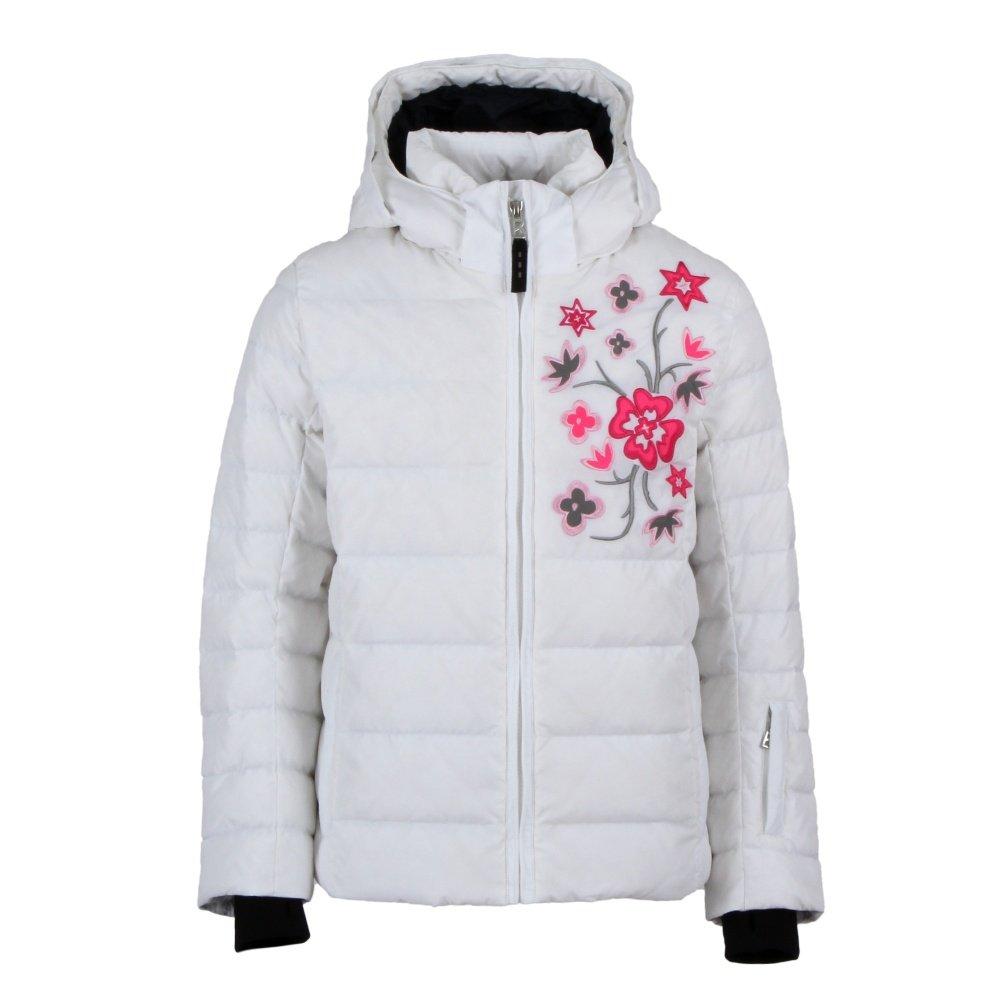 Bogner Keira-D Down Ski Jacket (Girls') - Off White