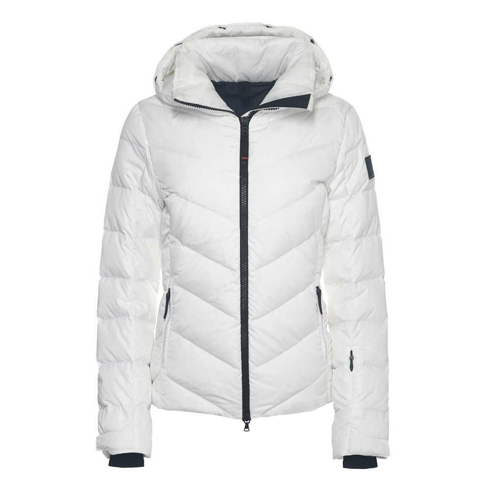 Bogner Fire + Ice Sassy-D Down Ski Jacket (Women's) - Off White