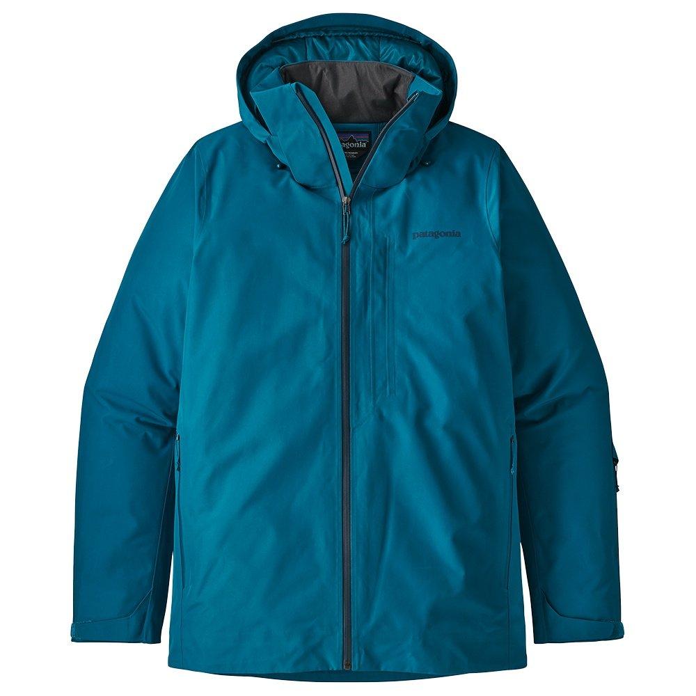 Patagonia Powder Bowl GORE-TEX Insulated Ski Jacket (Men's) - Balkan Blue