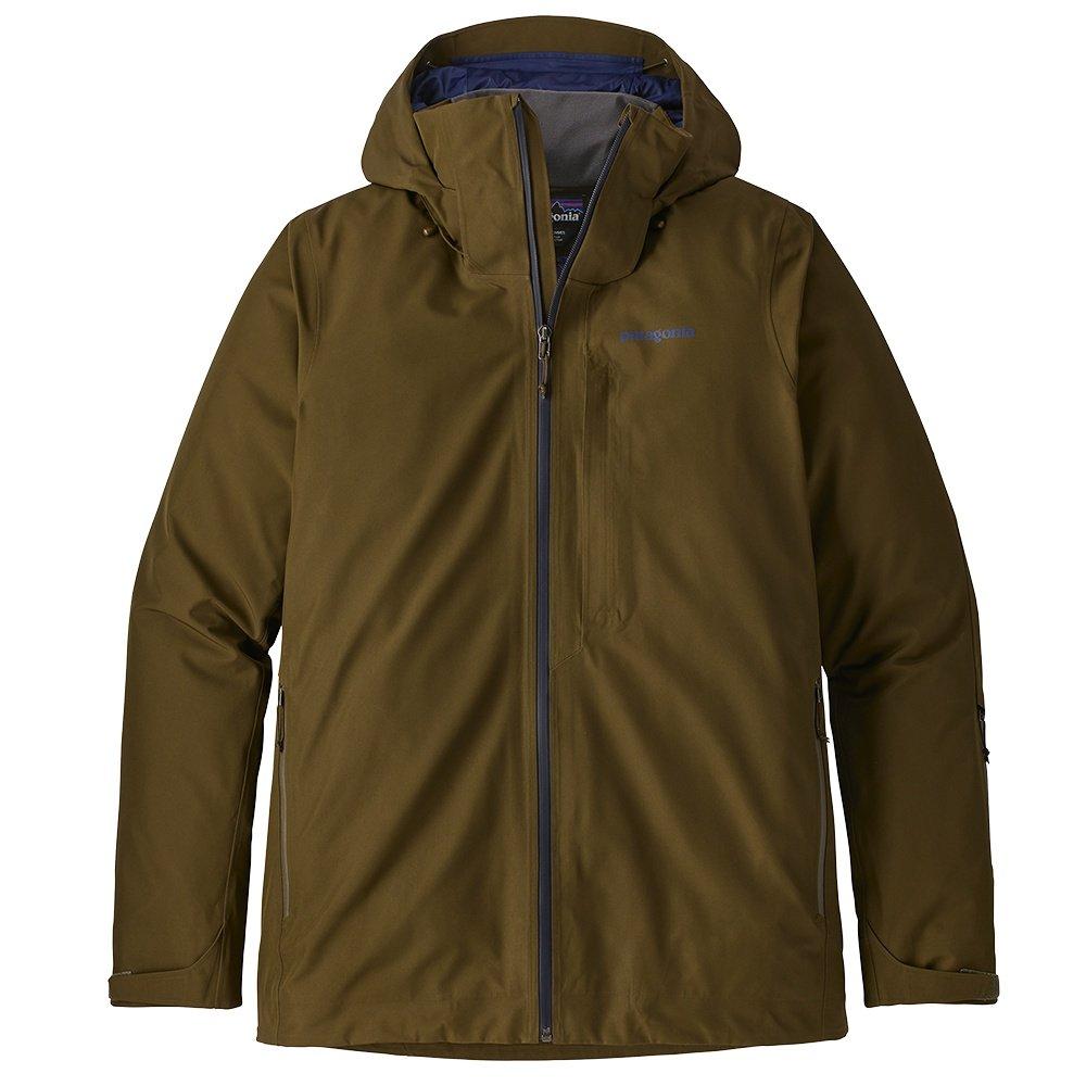 Patagonia Powder Bowl GORE-TEX Insulated Ski Jacket (Men's) - Sediment