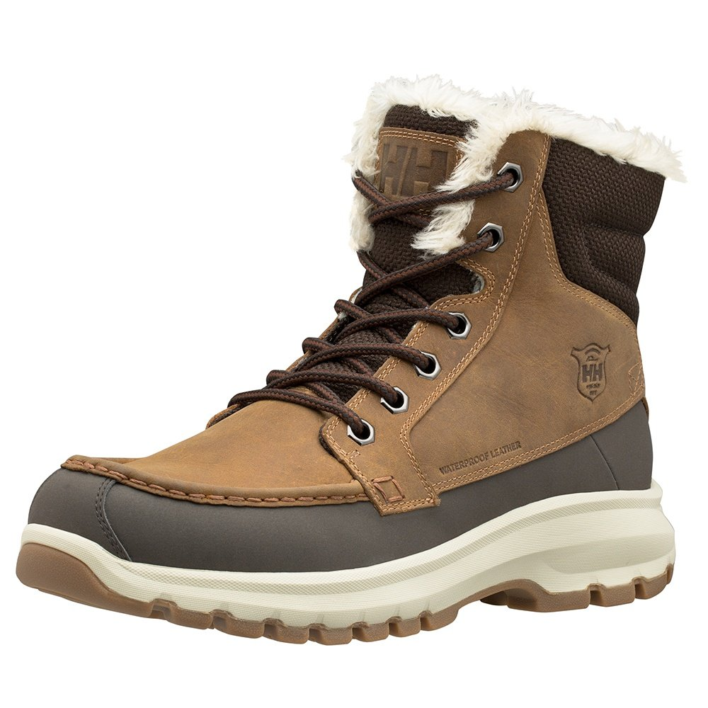 Helly Hansen Garibaldi V3 Boot (Men's) - Tobacco Brown/Espresso/Natura