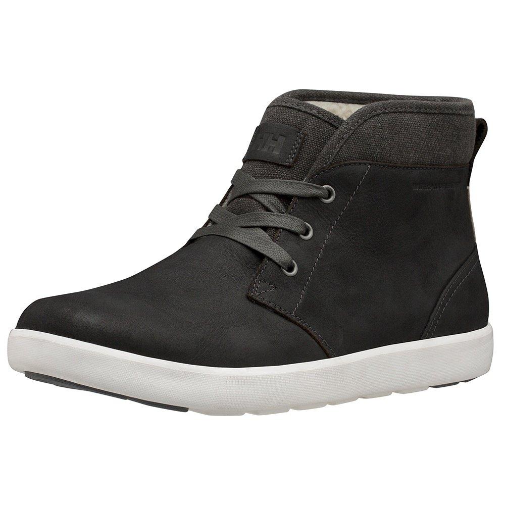 Helly Hansen Gerton Boot (Men's) - Jet Black/Off White/Charcoal