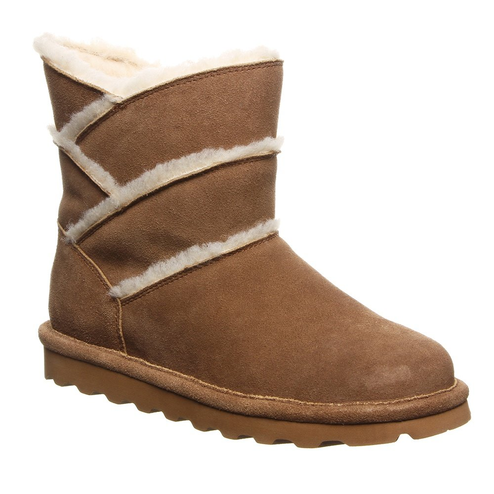 Bearpaw Ariel Boot (Women's) - Hickory