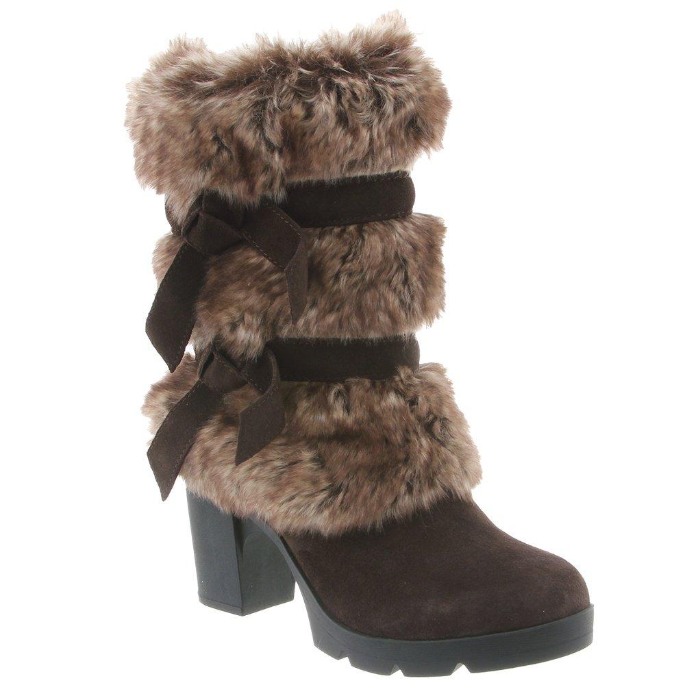 Bearpaw Bridget Boot (Women's) - Chocolate