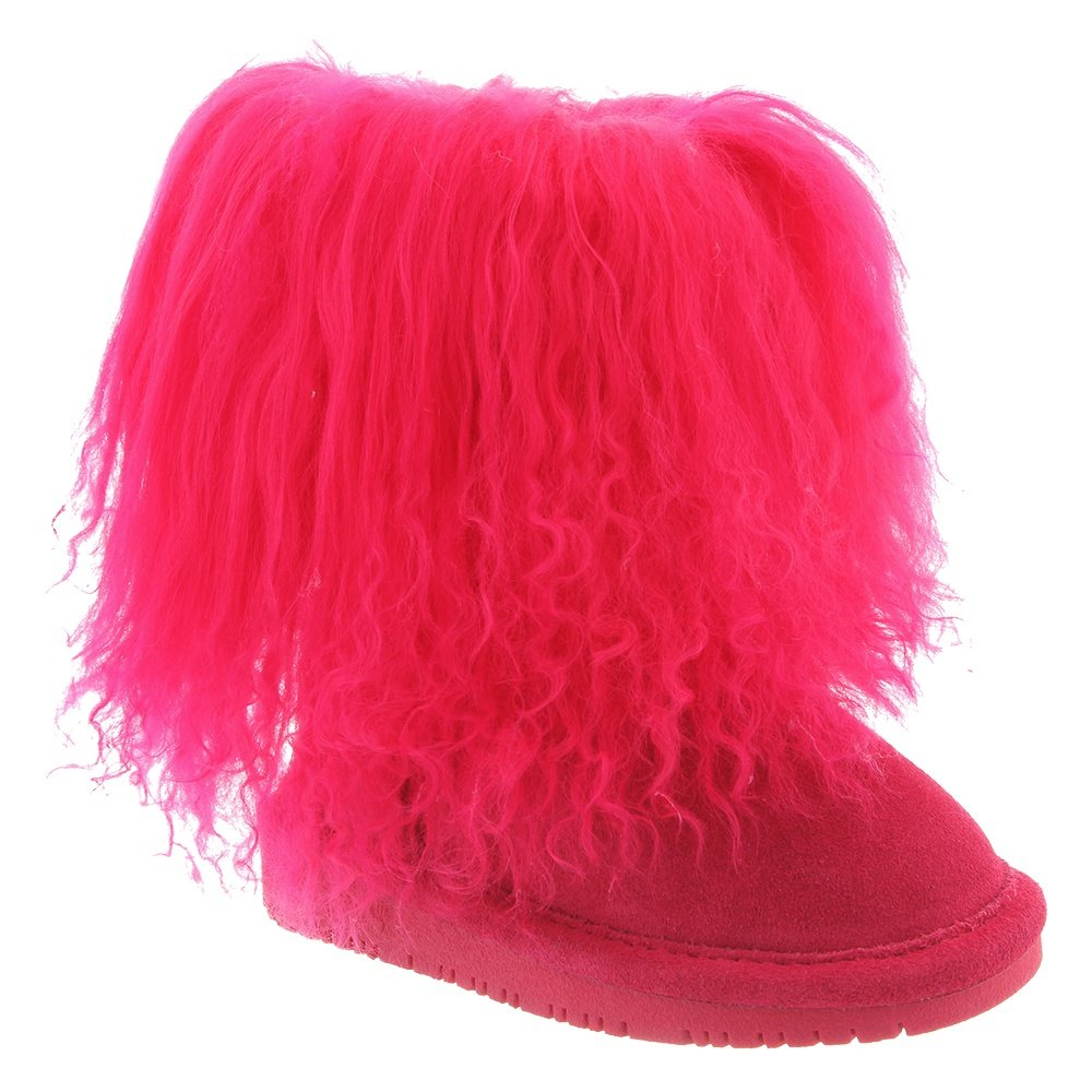 Bearpaw Boo Boot (Little Girls') - Electric Pink
