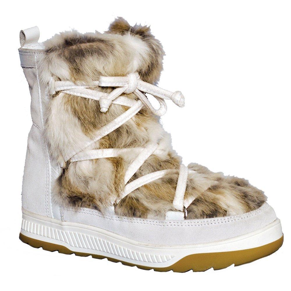 Regina Anet Short Winter Boot (Women's) - White/Multi