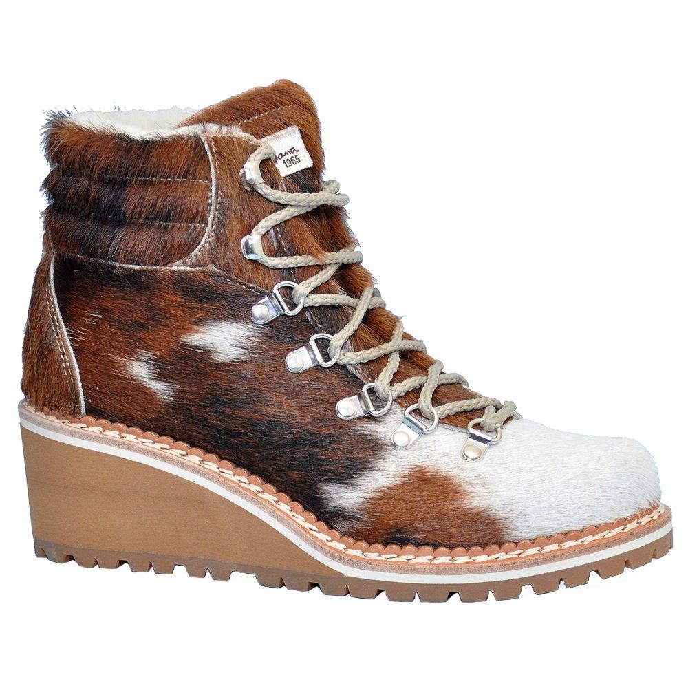 Regina Ninfea Winter Boot (Women's) - White/Brown