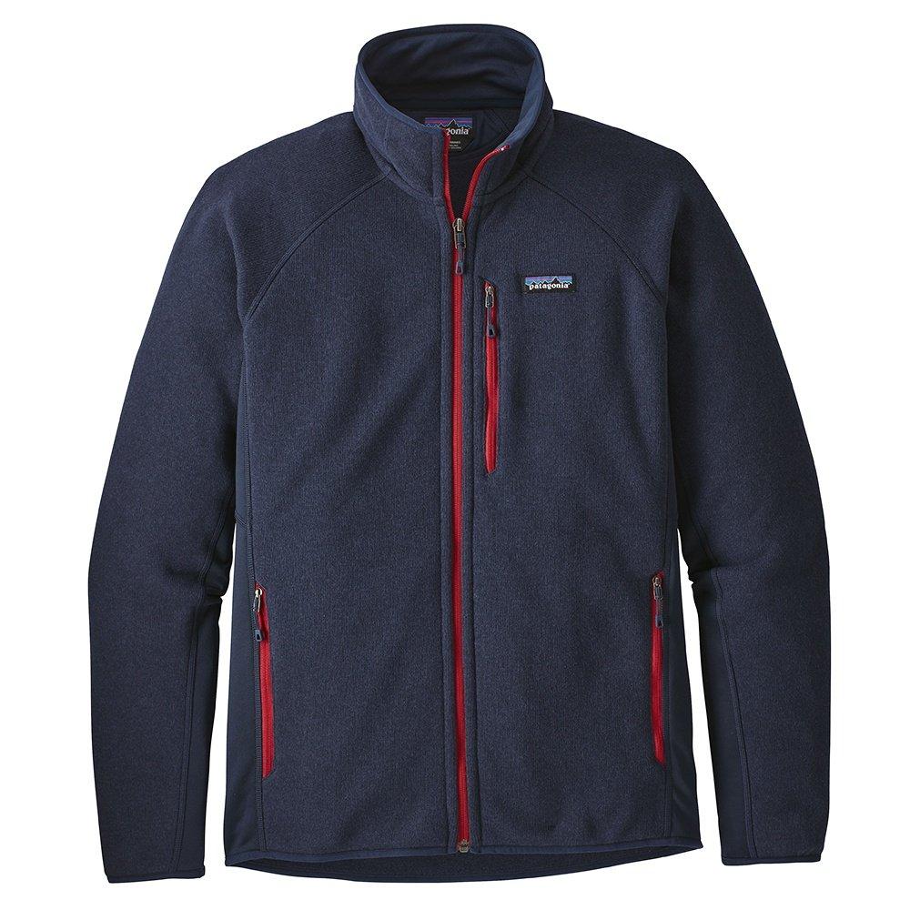 Patagonia Performance Better Sweater Fleece Jacket (Men's) - Navy Blue