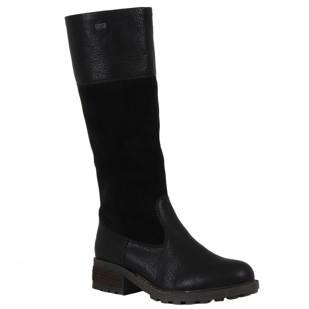 Rieker Scarlett 51 Winter Boot (Women's) - Black