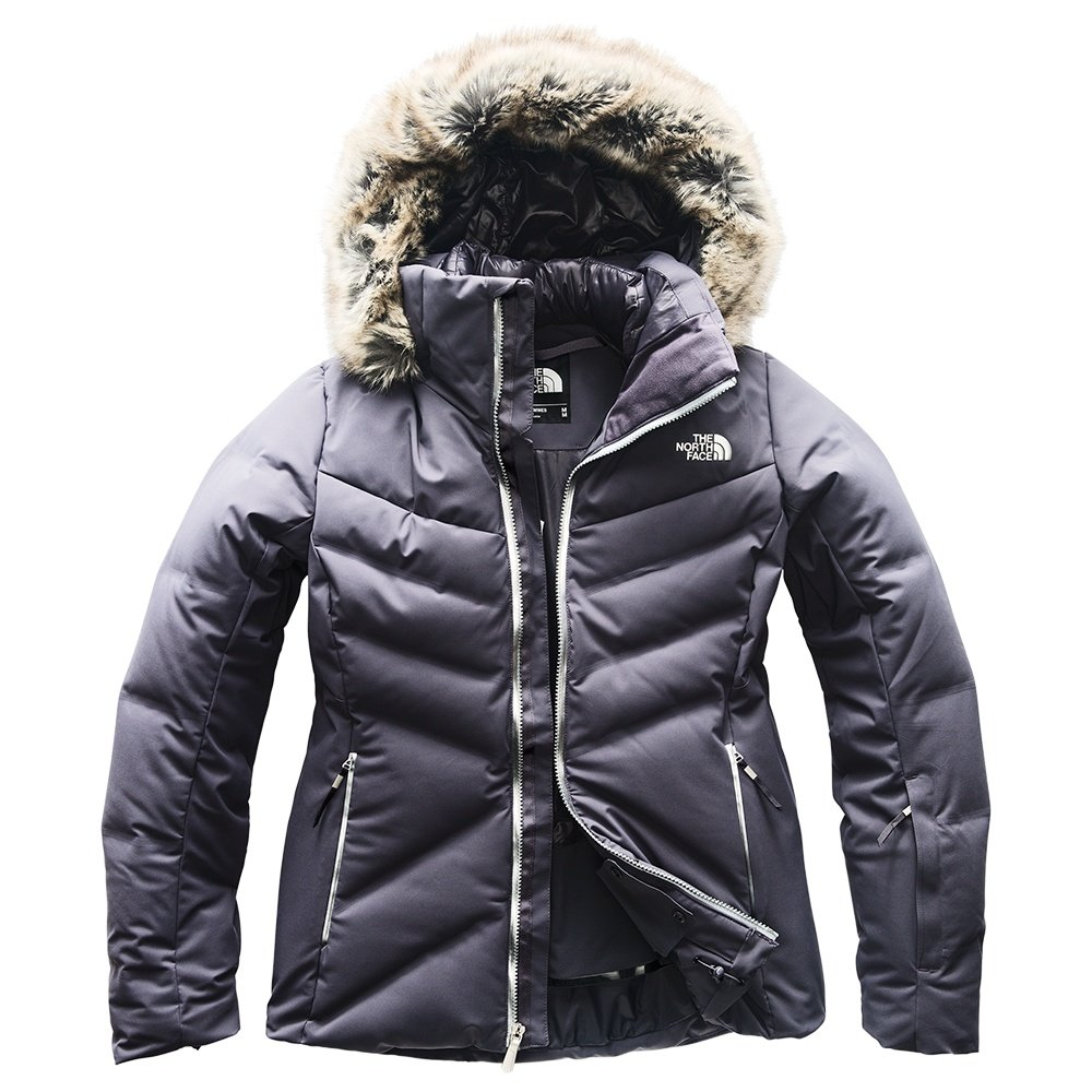 The North Face Cirque Down Ski Jacket (Women's) - Periscope Grey
