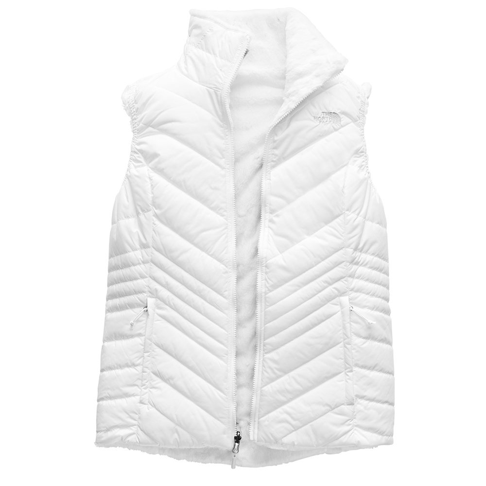 The North Face Mossbud Insulated Reversible Vest (Women's) - TNF White