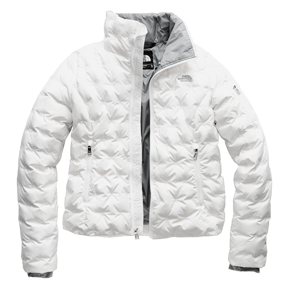 The North Face Holladown Crop Jacket (Women's) - TNF White