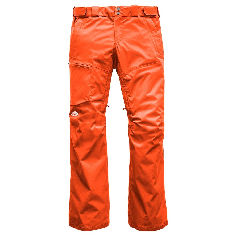 The North Face Sickline Insulated Ski Pant (Women's) - Valencia Orange