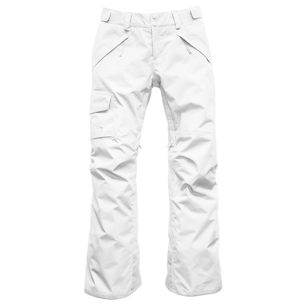 The North Face Freedom Insulated Ski Pants (Women's) - TNF White