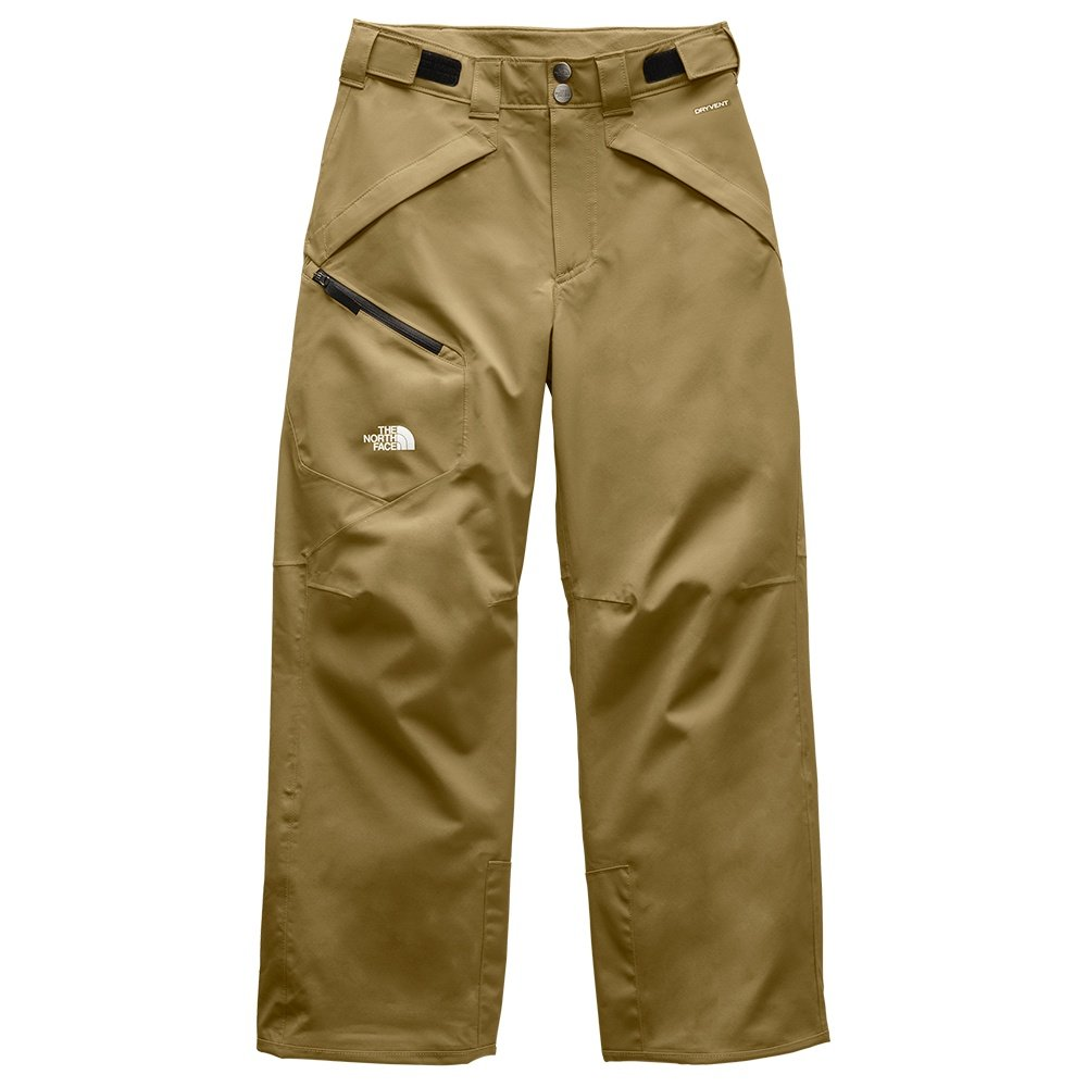 The North Face Chakal Insulated Ski Pant (Boys') - British Khaki