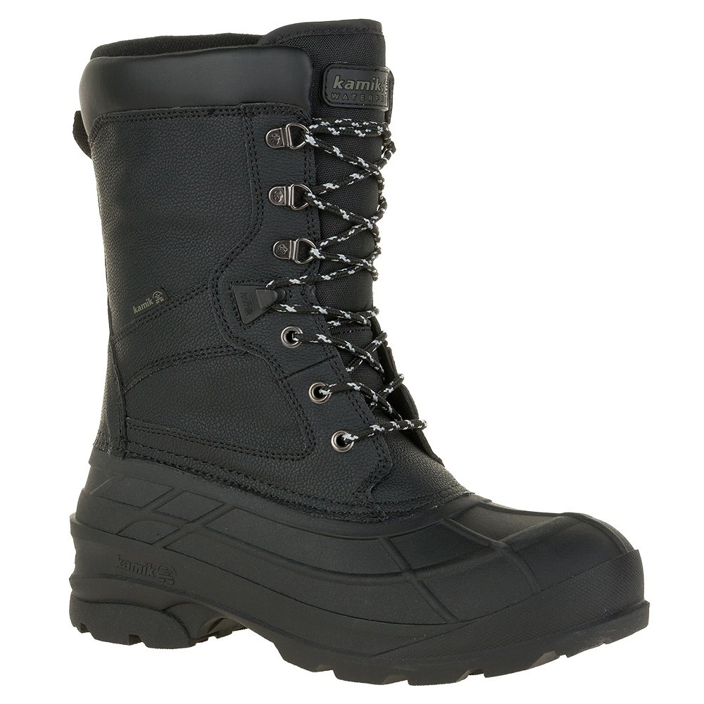 Kamik Nationpro Wide Boot (Men's) - Black