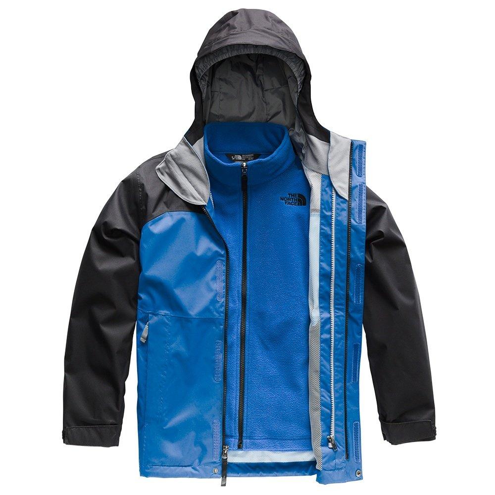 The North Face Vortex Triclimate Ski Jacket (Boys') - Turkish Sea