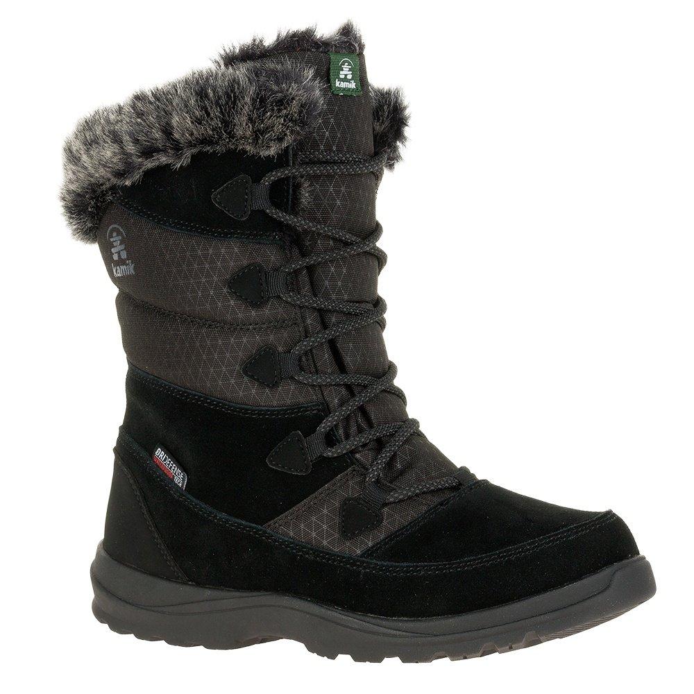 Kamik Polar Fox Wide Boot (Women's) - Black