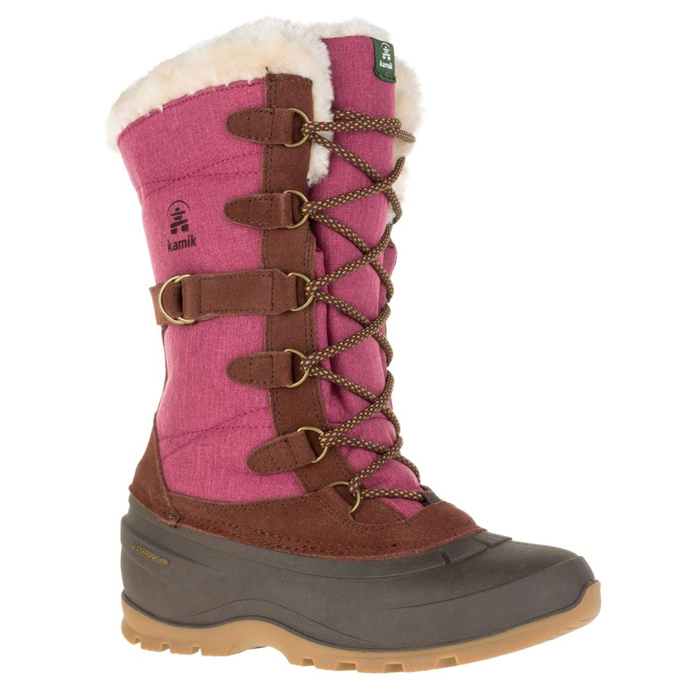 Kamik Snovalley 2 Boot (Women's) - Burgundy