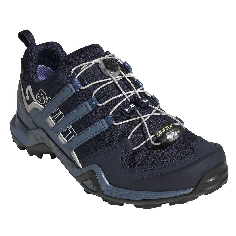 Adidas Terrex Swift R2 GORE-TEX Trail Running Shoes (Women's) - Legend Ink/Tech Ink/Grey One
