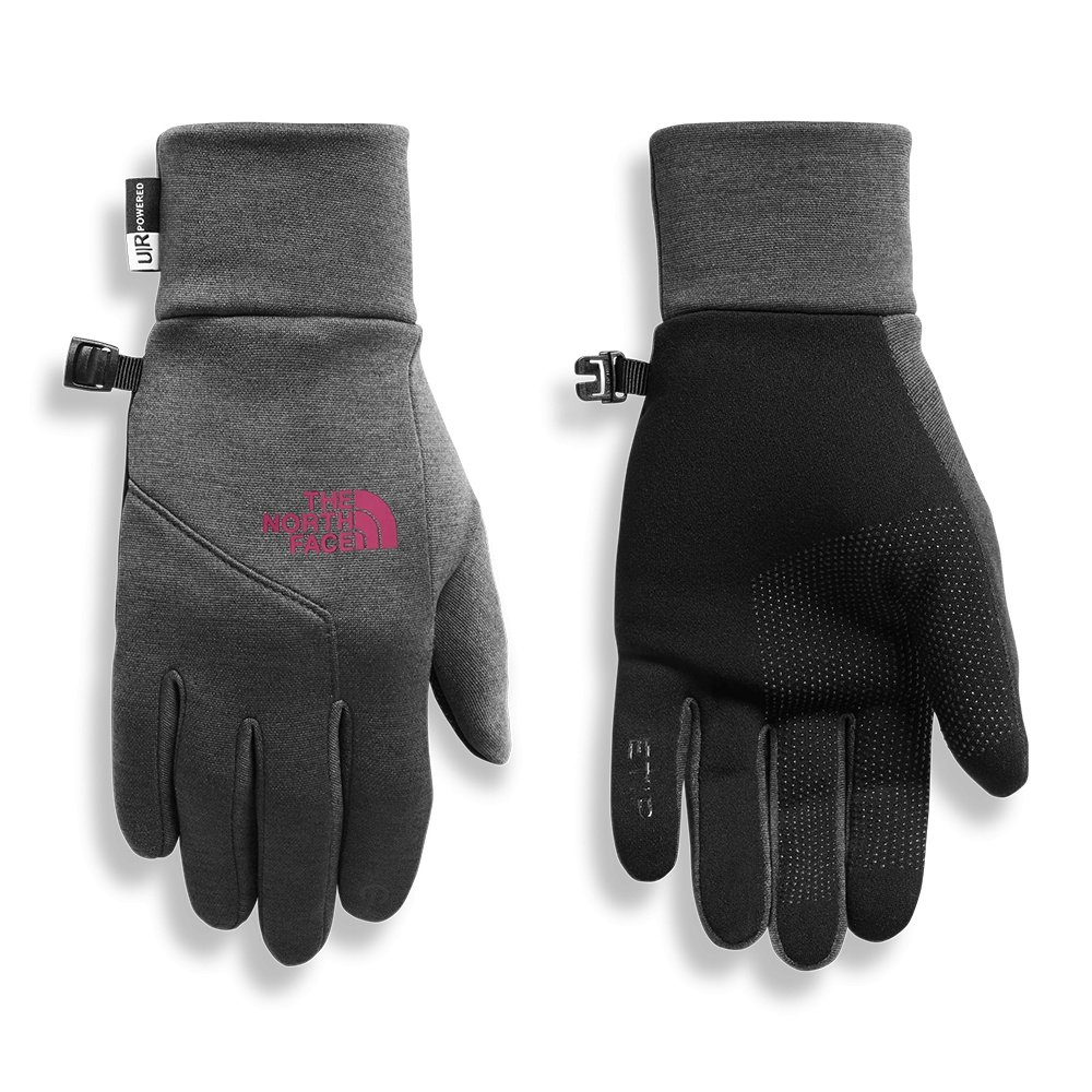 The North Face Etip Glove (Women's) - TNF Dark Grey Heather